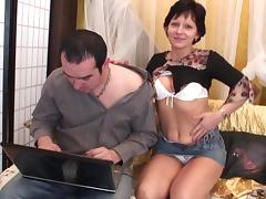 Hairy Mature, Fucking, Hairy, Mature, Old, Pussy