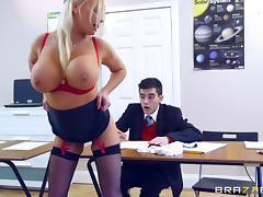 my new sex teacher