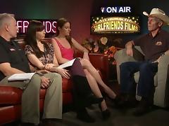 Casting, Audition, Backstage, Casting, Hardcore, Lesbian