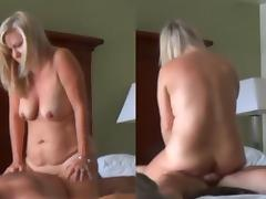 Blonde, Blonde, Blowjob, Dutch, Secretary, Big Natural Tits
