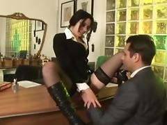 Assfucking, Anal, Assfucking, Mature, MILF, Office