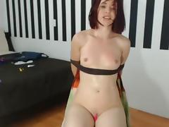 Monica tied to a chair porn tube video