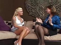 Hardcore granny lesbians