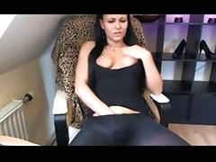 clothed masturbation