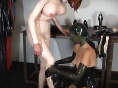 Latex, Femdom, Latex, Mistress, Rubber, Slave