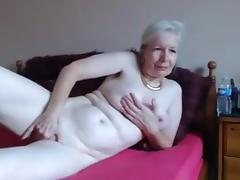 69, 69, Granny, Masturbation, Mature, Old
