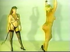 Retro Female gets spanked and fucked. porn tube video