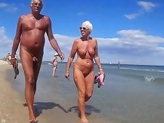Beach, Beach, Nude, Outdoor, Public, Voyeur
