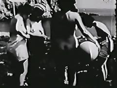 nautical nudes - circa 40s