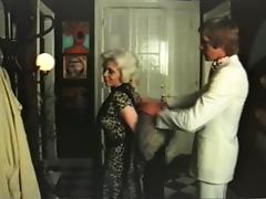 Blonde, Blonde, Cougar, Sex, Vintage, Antique