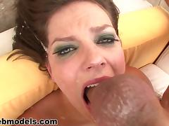 Bobbi Starr in Saliva Tsunami - DeepthroatSirens tube porn video