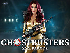 Monique Alexander & Keiran Lee in Ghostbusters XXX Parody: Part 1 - Brazzers