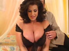 MILF slut fucked hard in all holes porn tube video