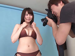 Aoi in Aoi Gets Her Perfect Pussy Stuffed - EritoAvStars