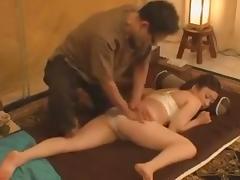 Massage, Asian, Japanese, Massage, Wet, Masseuse