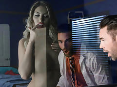 August Ames & Charles Dera in Pussy Fever - Brazzers
