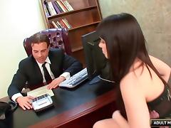 Bootylicious beauty lets the Italian guy take her from the behind porn tube video