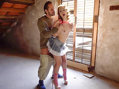 Zoe Doll in Nacho's Fucking Warehouse, Scene #05 - EvilAngel tube porn video