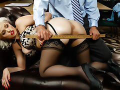 Jenna Ivory & Mick Blue in Homeroom Rump - Brazzers porn tube video