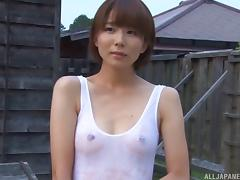 Japanese, Asian, Blowjob, Hardcore, Japanese, Outdoor