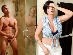 Shay Fox & Van Wylde in Cum In Me Not On My Couch - Brazzers tube porn video