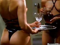 Lesbian Mistress Running For Her Life porn tube video