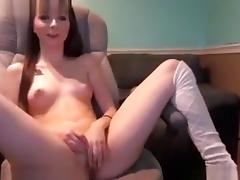 Exotic Webcam record with Masturbation scenes