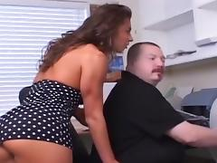 Excellent Natural tits Cunilingus immoral action. Enjoy watching porn tube video