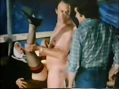 an Austrian nun - circa 70s tube porn video