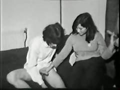 we found this chick - circa 60s tube porn video