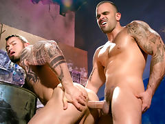 Damien Crosse & Seven Dixon in Under My Skin - Part 2 Video porn tube video