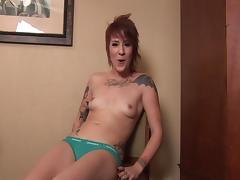 Miss Sailor POV tube porn video