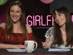 Girlfriend films is here again to present us an incredible interview clip
