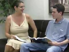Masturbated a teacher MILF