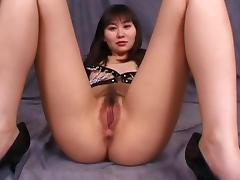 Bra, Asian, Asshole, Bra, Close Up, Pussy