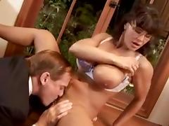 Best Big Natural Tits scene with Big Tits,MILFs scenes porn tube video