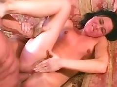 Hottest pornstar Ashley Blue in crazy facial, big dick porn video