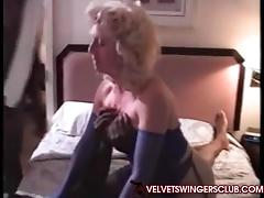 Velvet Swingers Club Party Real Amateur sluts fucking BBC porn tube video
