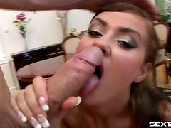 Ravishing Nikita has cute boobs and is ready to ride the dick