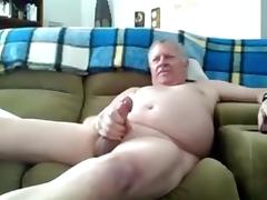 Grandpa cum on cam 1 porn tube video