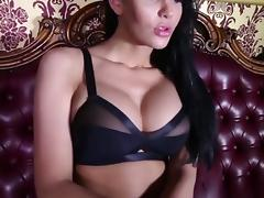 Raven Haired Beauty and Her Masked Hunk (HD) tube porn video