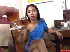 Ladyboy Aris Fucked Bareback porn tube video