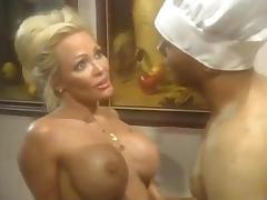 houston fucking in the kitchen tube porn video