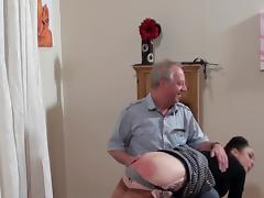 Mature Fetish, Mature, MILF, Punishment, Spanking, Mature Fetish