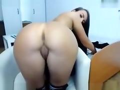 Crazy Webcam record with Anal, Ass scenes porn tube video