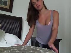 Mom POV porn tube video