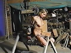 Monster, BDSM, Monster, Riding, Slave, Vintage