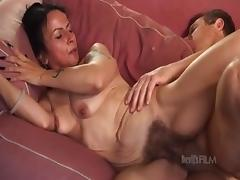 Incredible pornstar Miss Nina Swiss in amazing cumshots, brunette sex clip
