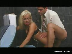 Gabriella Bond, Anal Sex in the Bathroom porn tube video