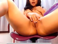 Fabulous Webcam movie with Asian, College scenes